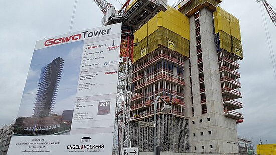 GEWA Tower Fellbach